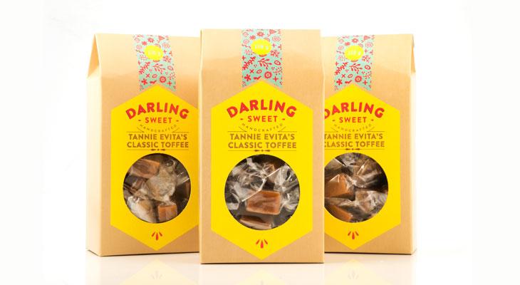 Old School Darling Sweet Toffees