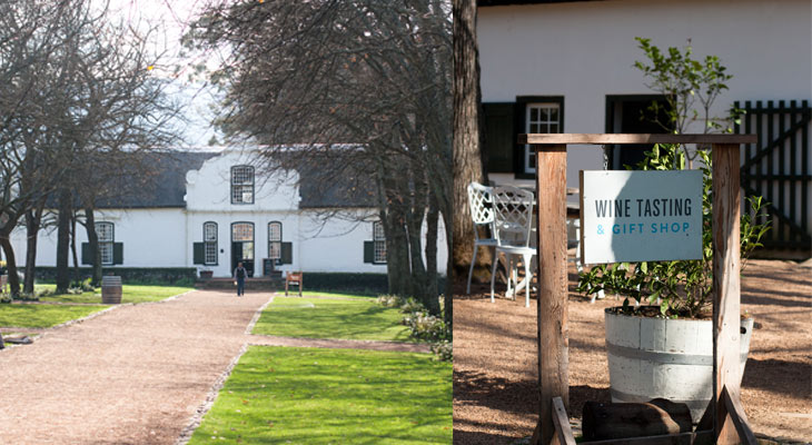 Boschendal-Manor
