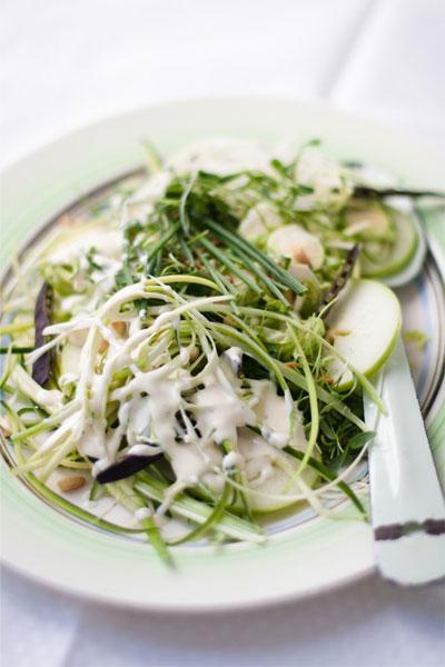 Best Braai Salads Raw Green Slaw