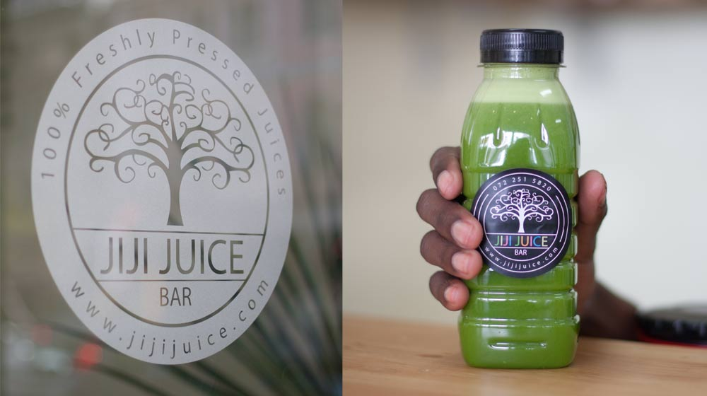 JiJI Juice BAr