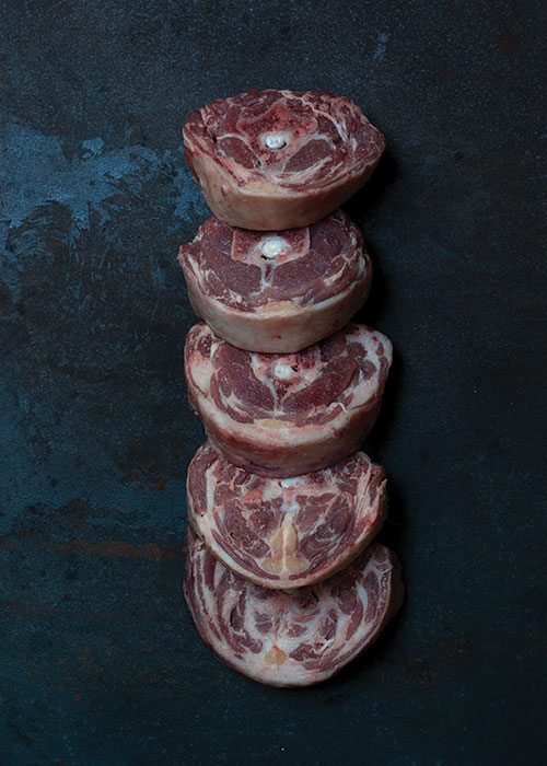 Meet the Meat Lamb Neck