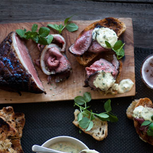 Picanha-Steak-on-Toasted ciabatta