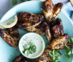 Tandoori-Chicken Wings