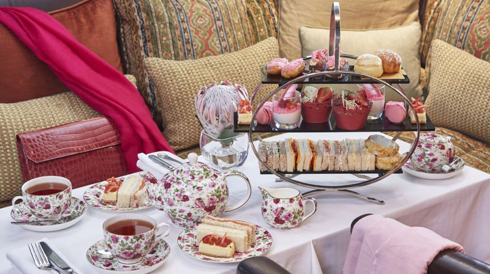 The Twelve Apostles Hotel and Spa host breast cancer awareness High Tea