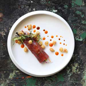 Spiced Cured Beef Recipe