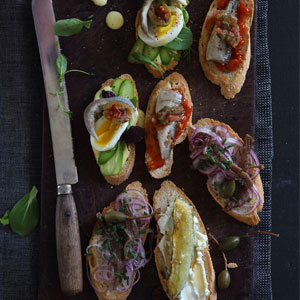 Easy Spanish Pintxo Recipes