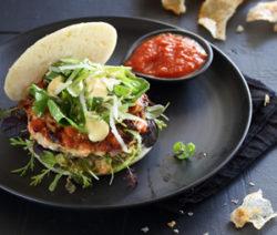 Spicy Fish Burger