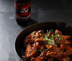 Sriracha Amber Ale Hot Wings