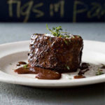 Beef Fillet Medallions With Red Wine Sauce