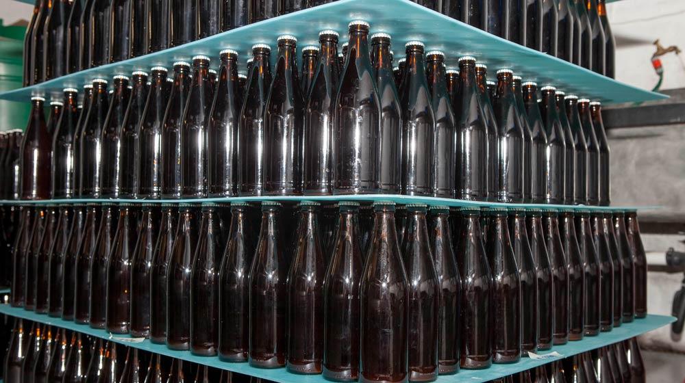 Standeaven-bottles