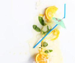 Elderflower Power Cocktail