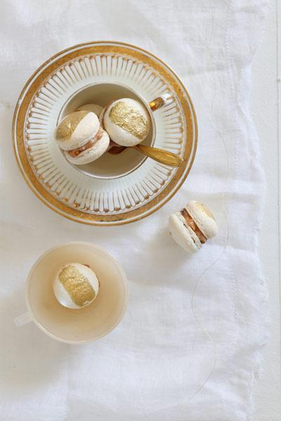Fruit Mince Macarons