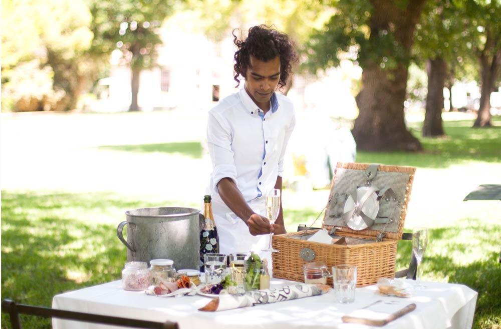 Boschendal-picnics