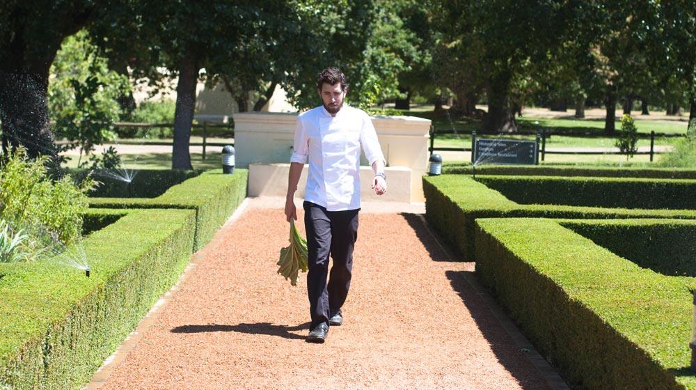 Chef_Michael_Cooke Camphors Restuarant