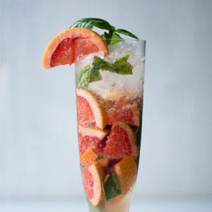 Grapefruit-Mojito