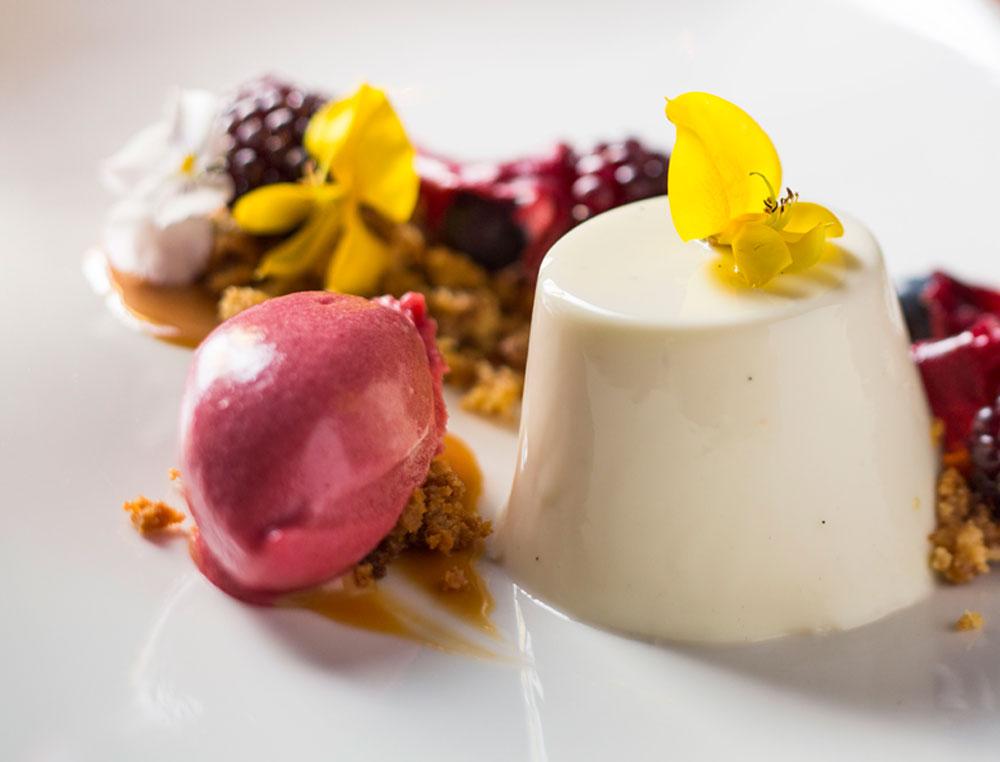 Haute Cabriere dessert