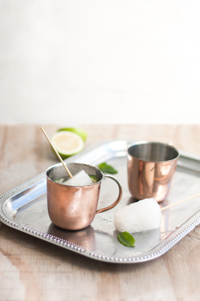 Moscow Mule Poptail