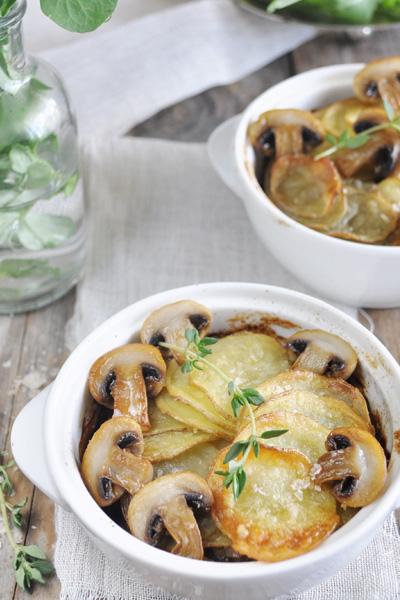Mushroom Blend Shepherd's Pie