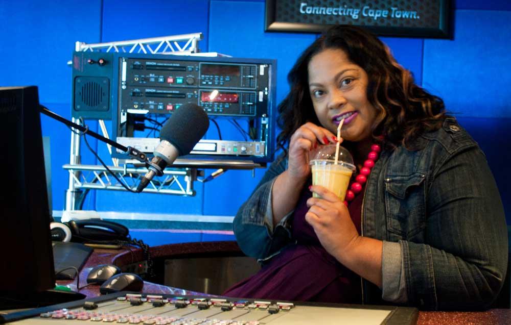 Sandra_Rosenberg newsreader for the KFM breakfast team