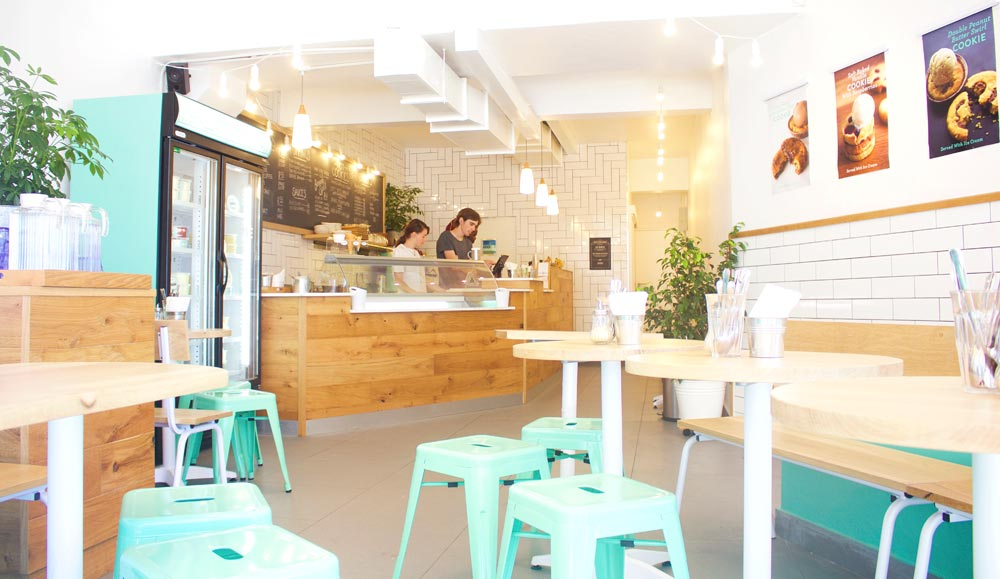 the best ice cream in Cape Town the creamery
