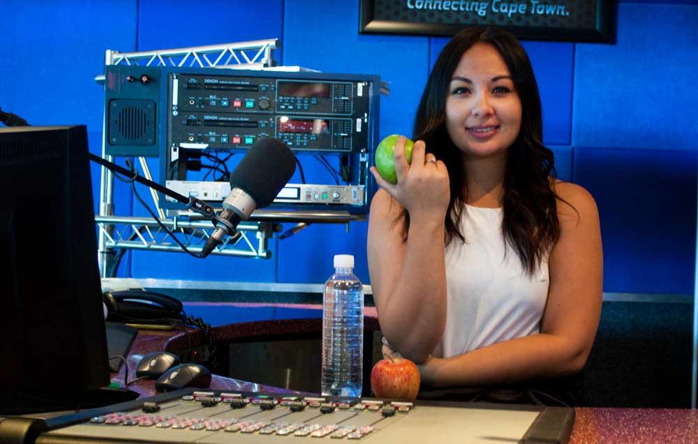 erin_lee traffic reporter for KFM Breakfast Show