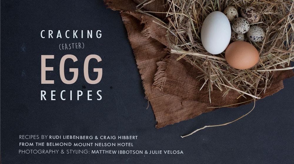 4 Egg Recipes