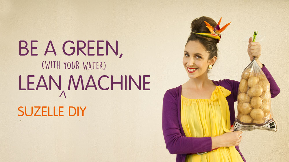 Suzette DIY Green living