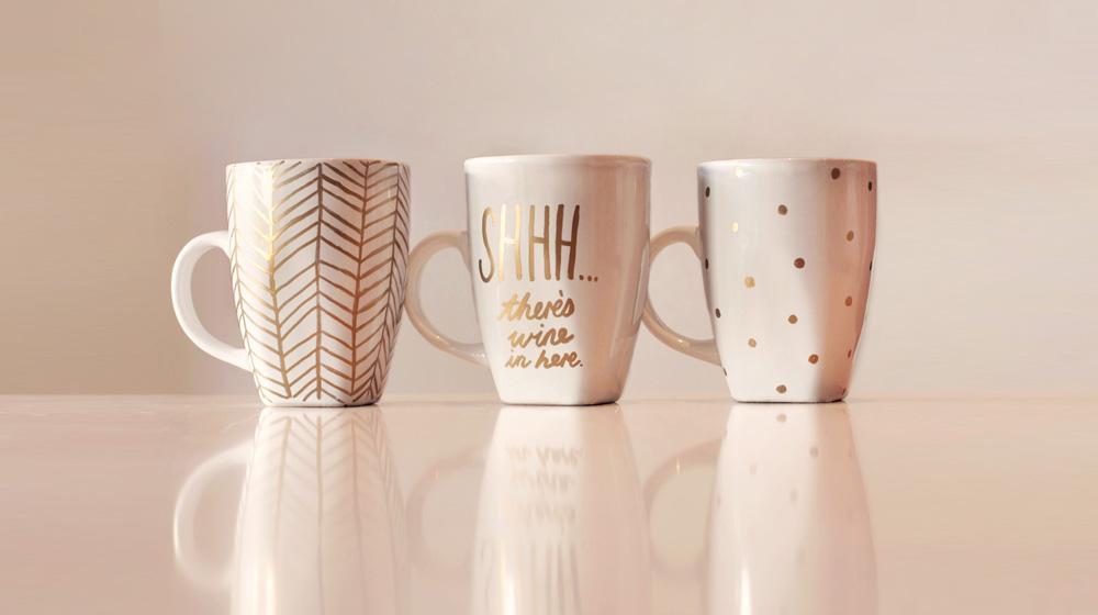 Make Your Own Coffee Mug Sharpie American Hwy