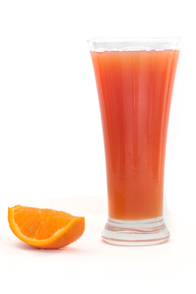 Cranberry Sunset Vitamin C Boosting Juice