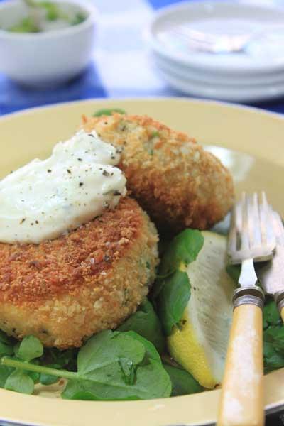 healthy fish recipes - smoked-snoek-fish-cakes