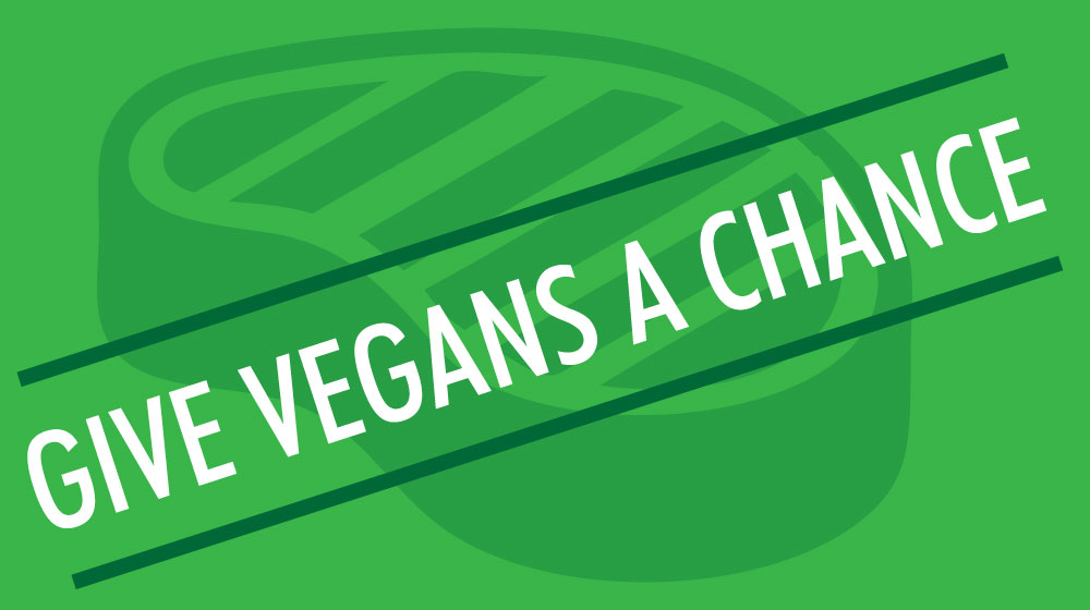 The Positive Effects of Veganism: Give Vegans A Chance!