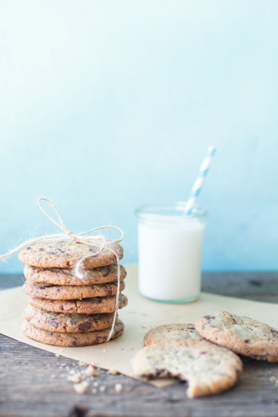 biscuit recipes Chocolate Chip Cookies