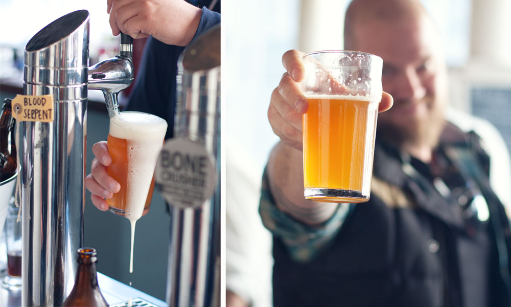 Darling Brew & Foliage – A Sunday Collab at the Village Idiot