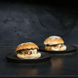 Original Beef Burger 3x3