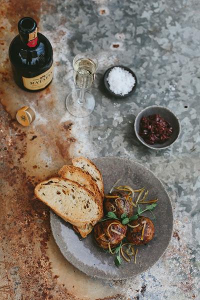 Traditional South African Food skilpaadjies