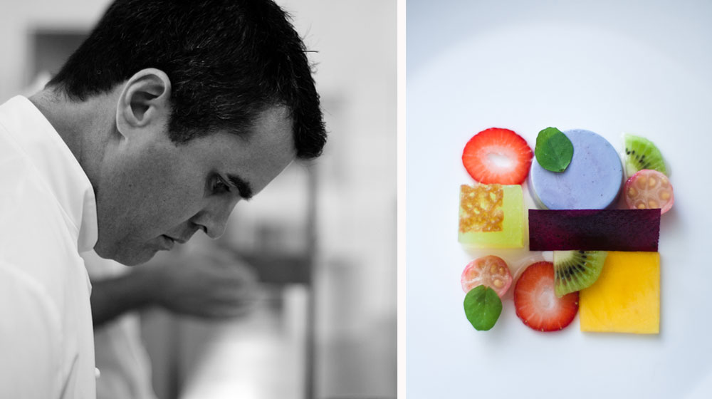 Chefs inspired by art