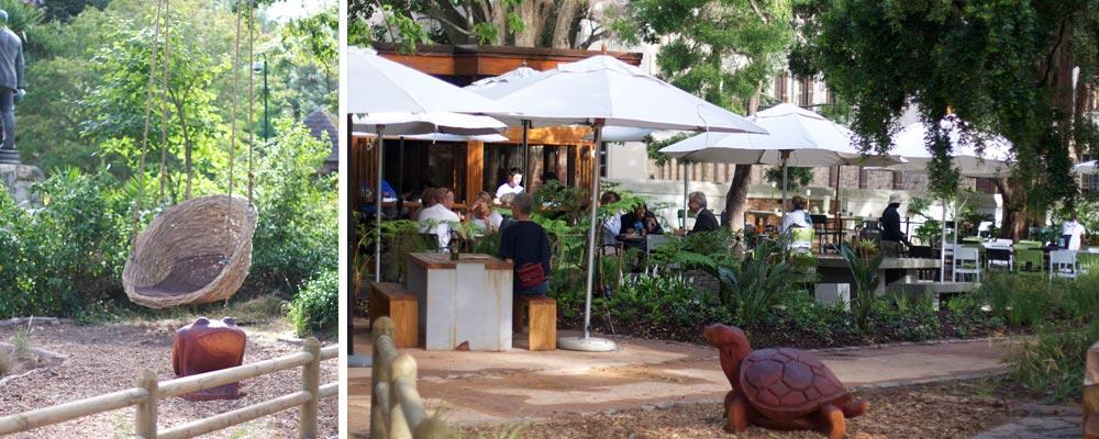 Company Gardens Restaurant - Kid Friendly Restaurants in Cape Town