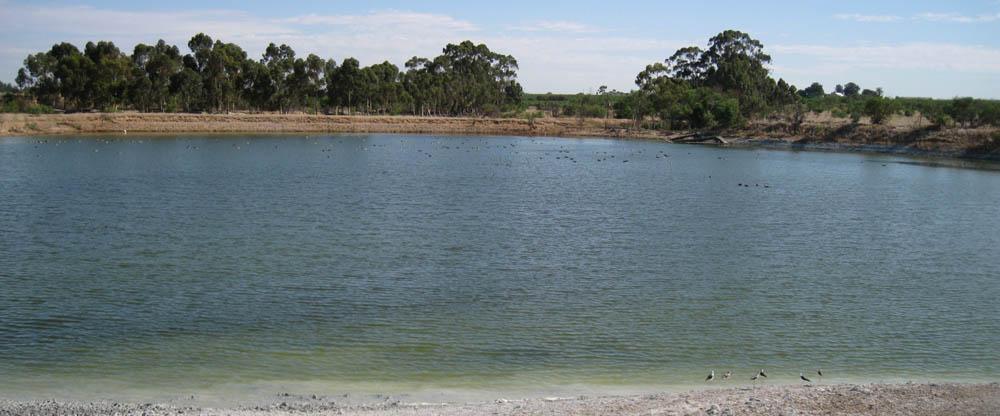 Villliera Dam
