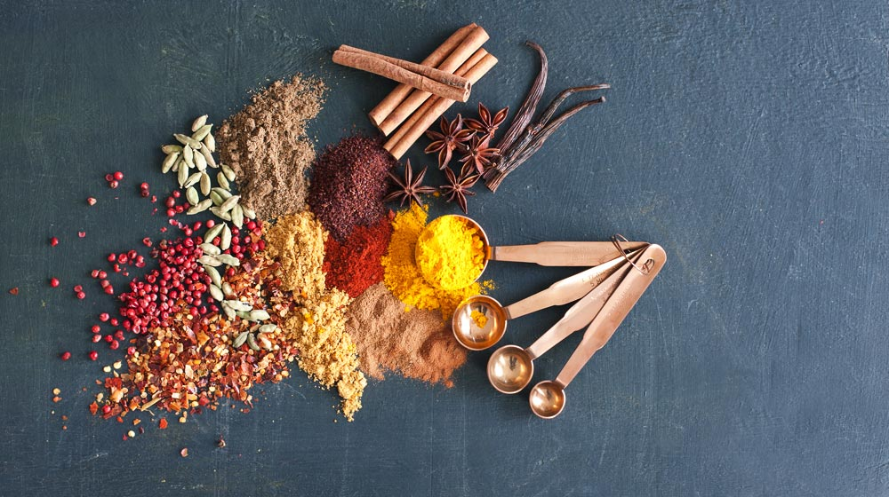 Warming Winter Spices