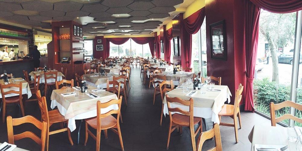 Italian restaurants in cape town