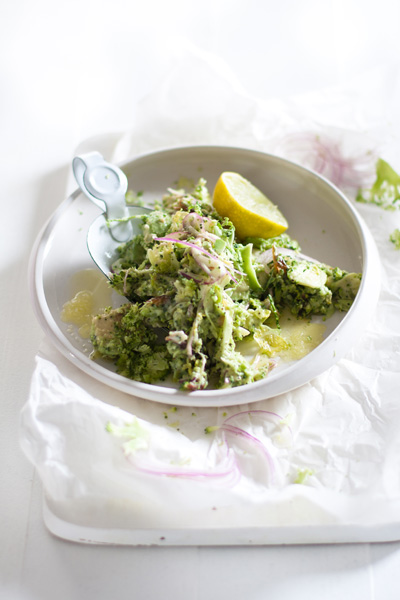 Broccoli Slaw with Avocado Oil Mayonnaise