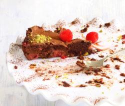 choc torte 4x6
