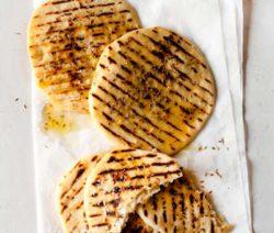 cumin seed flat bread 4x6