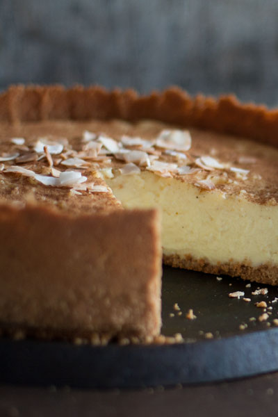 south african heritage day recipes - milk tart