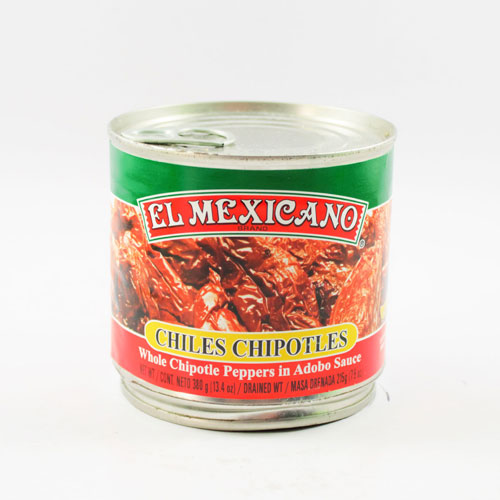 Mexican ingredients chipotle peppers