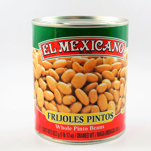 Mexican ingredients Pinto Beans