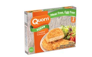 Quorn Vegan Range
