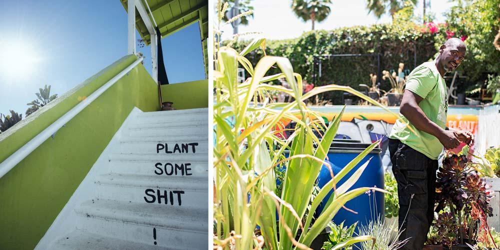Gangsta Gardening Ron Finley