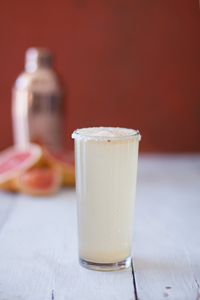know your Tequila - Paloma cocktail recipe