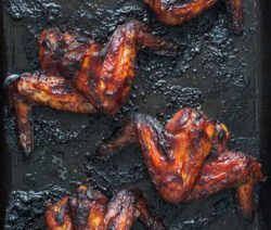 spicy-sticky-bat-chicken-wings